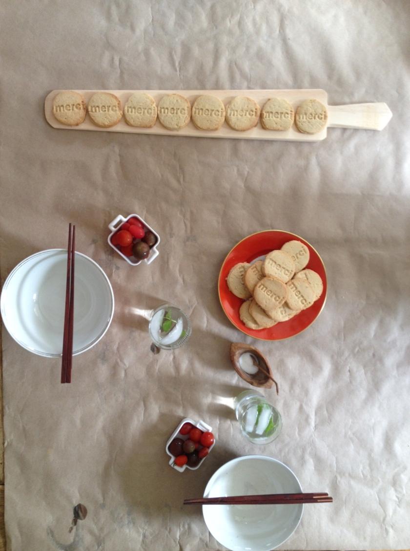 lemon sable tea party
