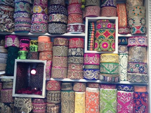 delhi ribbon store